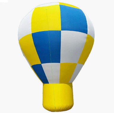 Hot selling inflatable air ballon inflatable ground ballon
