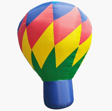 Popular factory custom inflatable ground balloon for sale