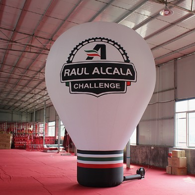 Large cold air balloon inflatable outdoor advertising balloon