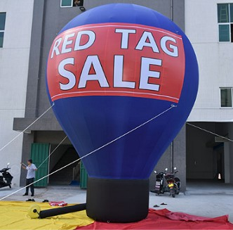 High quality Giant Inflatable Commercial Advertising Balloon