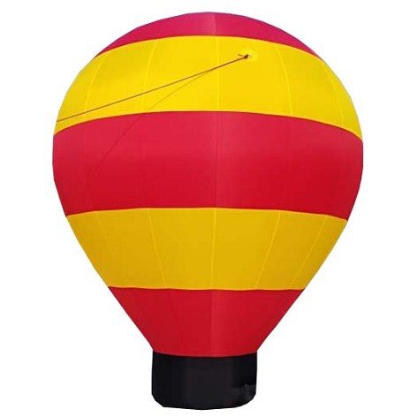 Practical giant advertising inflatable balloon with blower