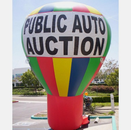 Fashion Inflatables Commercial Advertising Ground Balloon