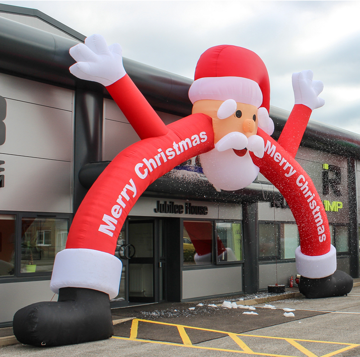 High Quality Oxford Christmas Inflatable Arches Factory