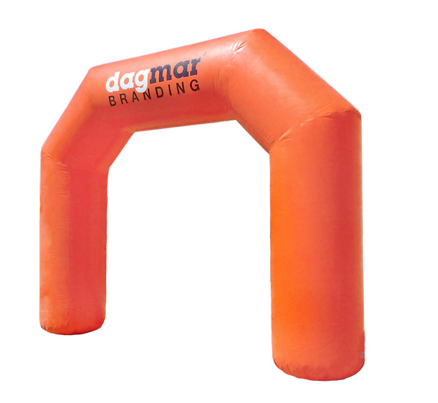 Factory Sale Fashion Inflatable Advertising Archway