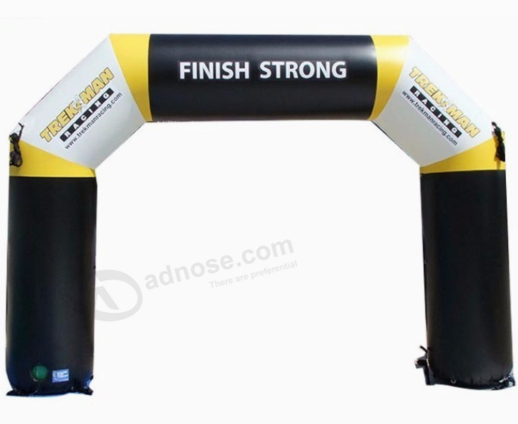 Outdoor Inflatable Advertising Arch Inflatable Arch Gate Custom