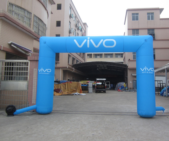 Advertising Inflatable Arch Inflatable Gantry For Sale