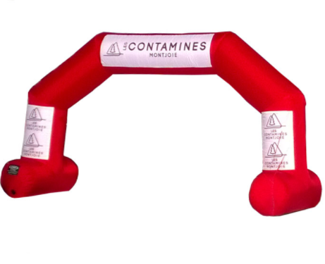 Hot sale Advertising Promotional arch Inflatable Arches