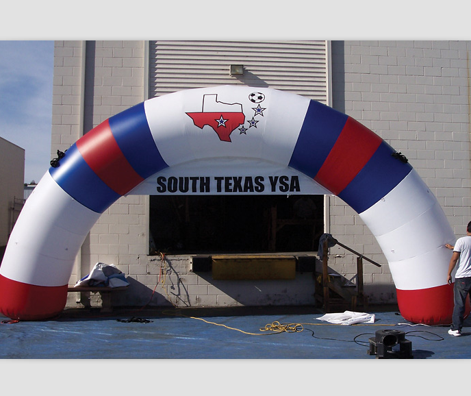 Event Entrance Archway Inflatable Event Arch Manufacturer
