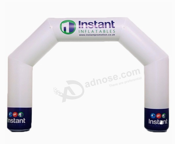 Hot Selling Custom Advertising Inflatable Archway Rental