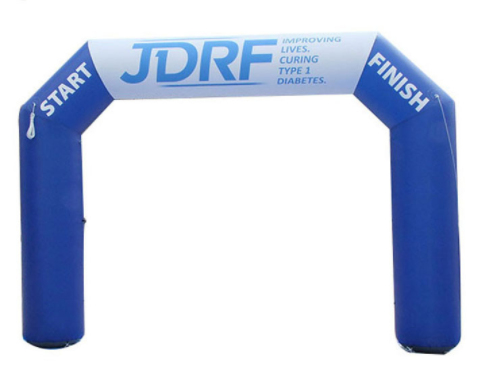Inflatable Advertising Arch Cheap Arch For Hire