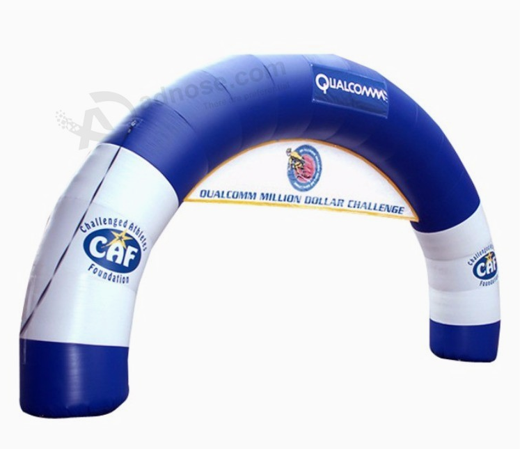 Good Price Printed Inflatable Sport Arch For Marathon